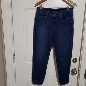 Levi's Strauss high waisted jeans size 8
